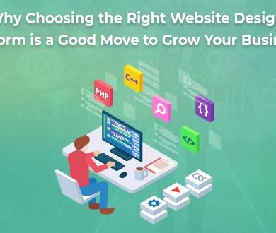 website design platform business