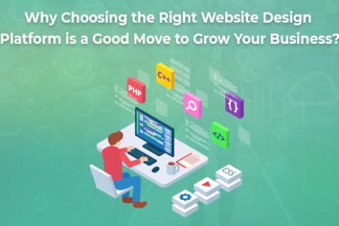 website design platform business