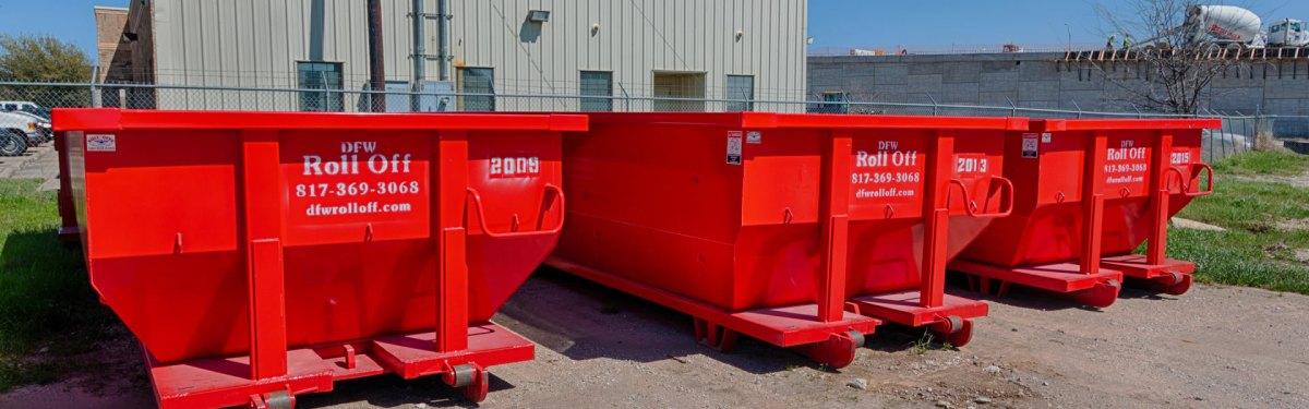 Essentials of dumpster rental services
