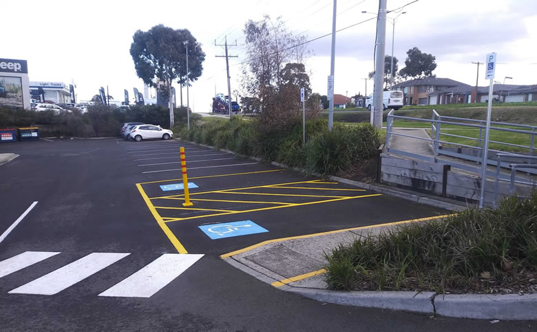 professional line marking contractor