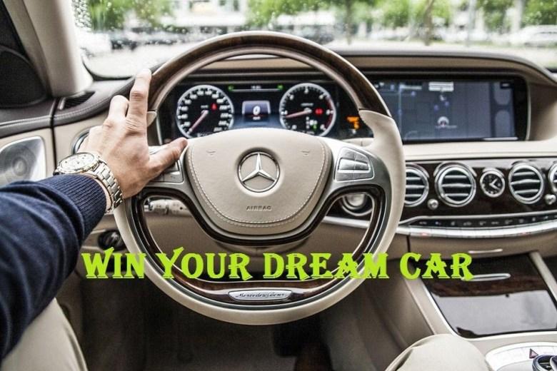 win dream car
