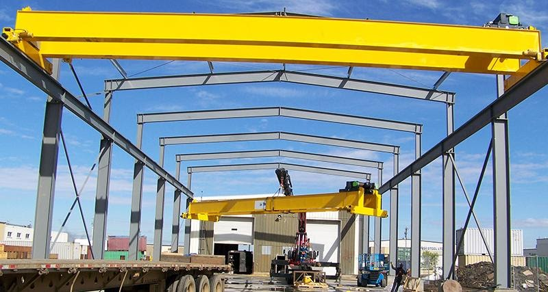 Types Of Overhead Cranes, To Choose From!