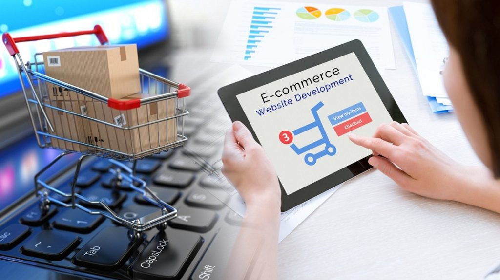 Various Types Of eCommerce Website Development Models In India