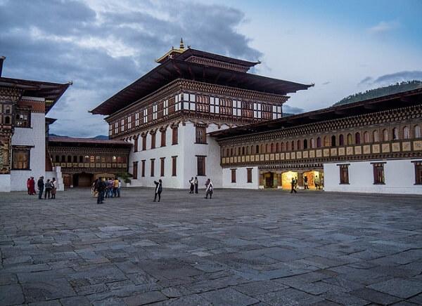bhutan visit