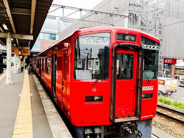 luxury train japan