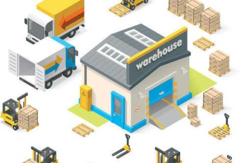 warehouse management in usa