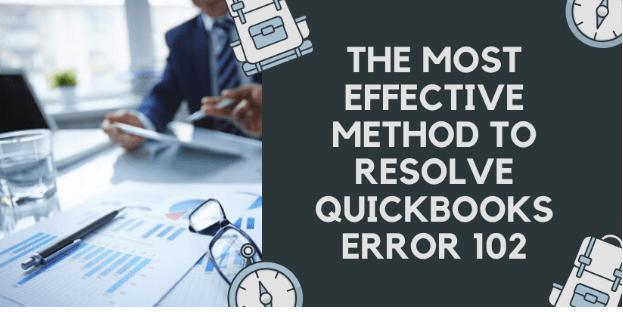Resolve Quickbooks Error