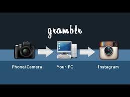 pc using gramblr