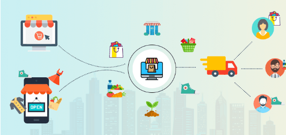 Hyperlocal Delivery and E-Commerce