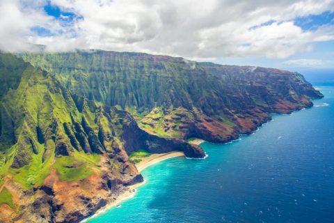 Visit in Hawaii
