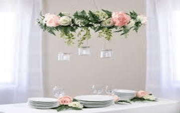 Adorable Floral Settlements Ideas for your home decoration