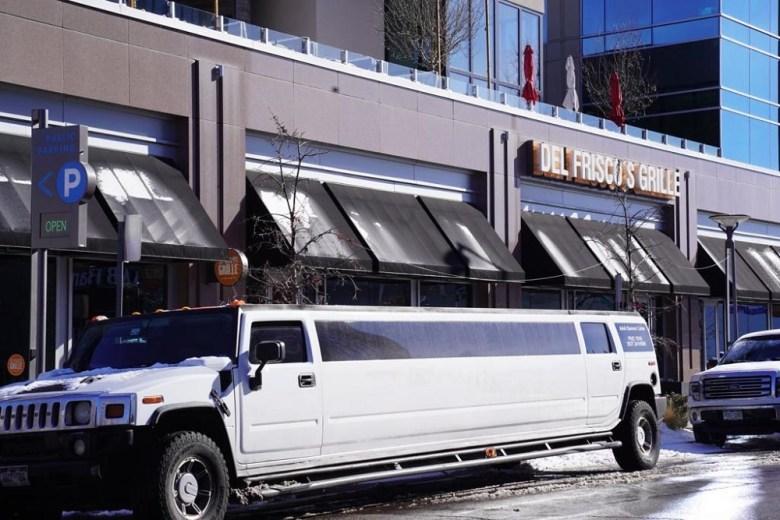 limousine service company