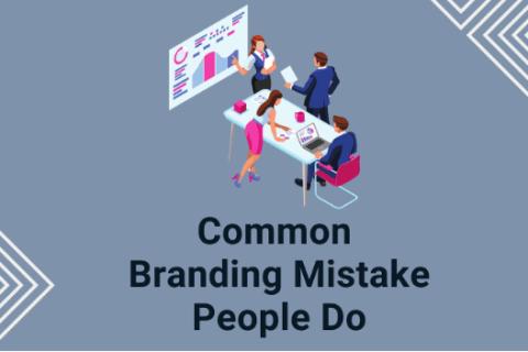 Branding Mistake