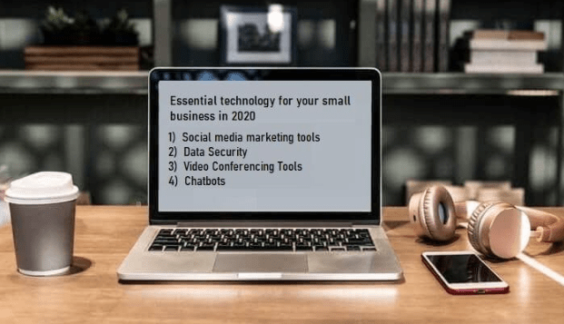 Essential technology for your small business in 2020