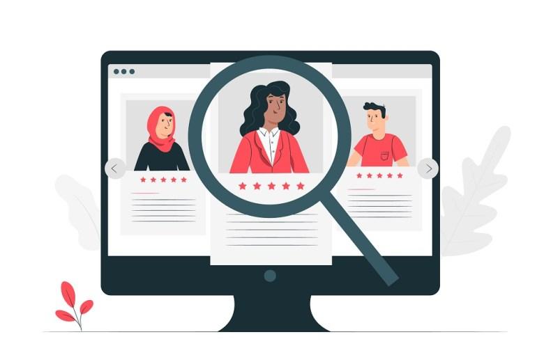 online recruitment