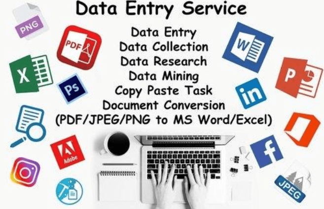 Outsourcing Data Entry
