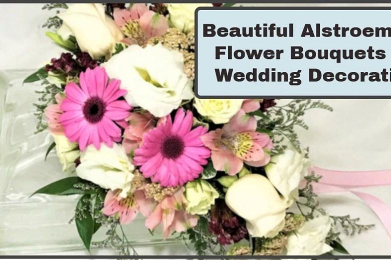 alstroemeria flower bouquets