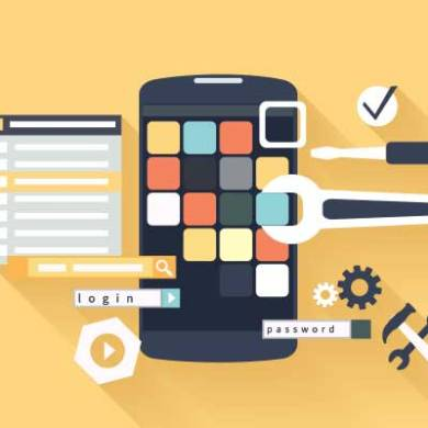 Development of mobile applications