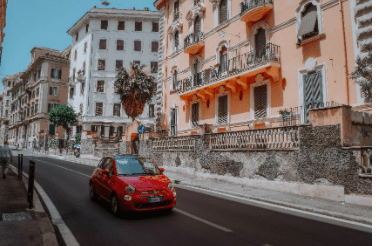 Trips from Rome