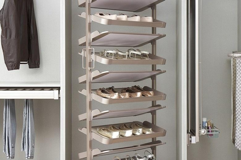 Wardrobe Shoes Rack