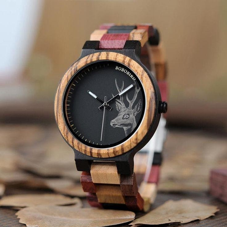 You Need to Know About Engraved Wooden Watches for Men