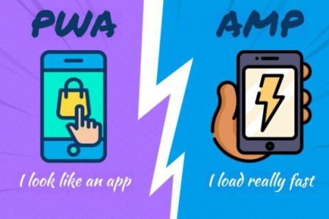 pwa and amp