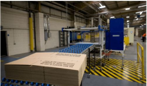 How cardboard packaging boxes are made?