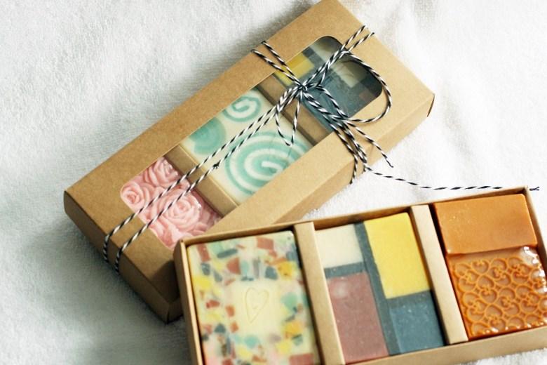 wholesale custom soap boxes