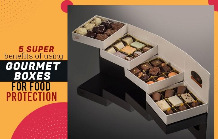 Custom Gourmet boxes