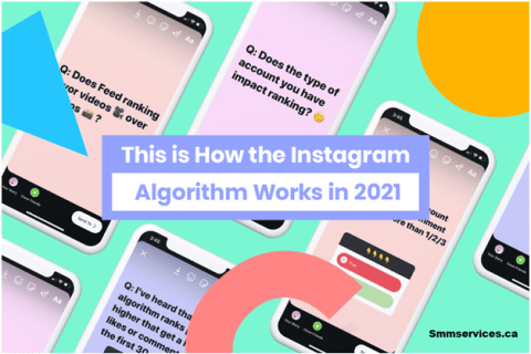 instagram algorithm breakdown