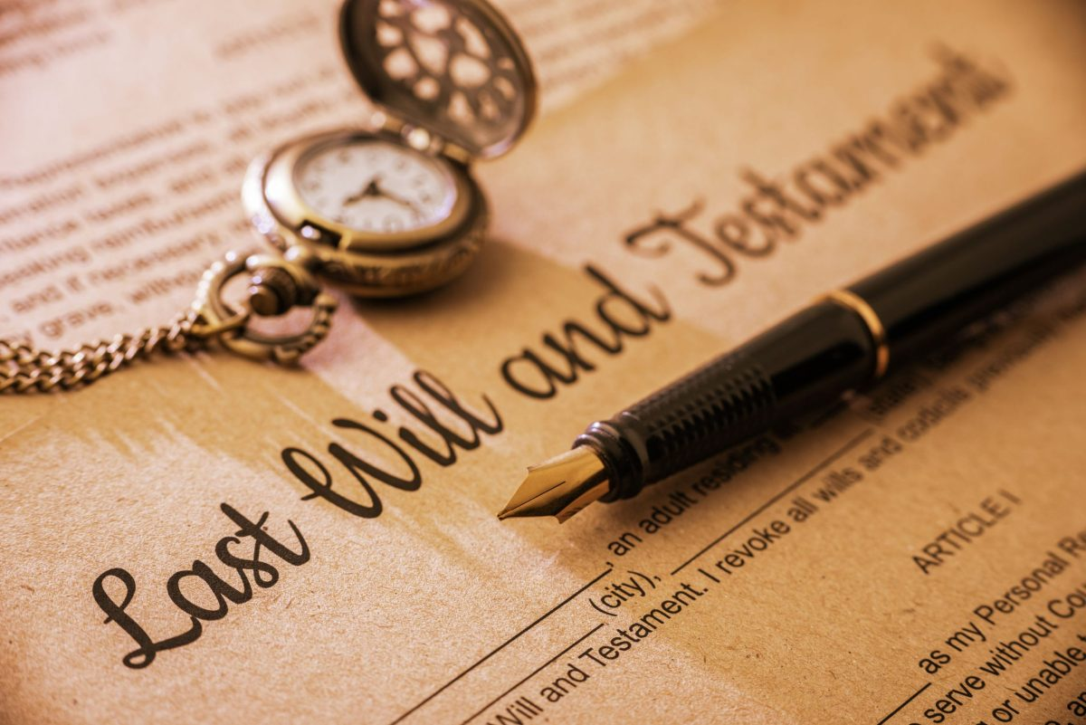 Validity of issue of Title and /or ownership in Probate Proceedings/ testamentary suit