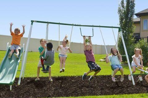 types of swings