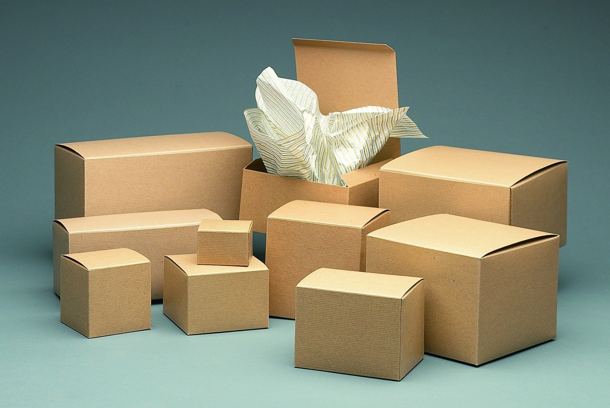 How Much Important Kraft Boxes are in Your Everyday Life?