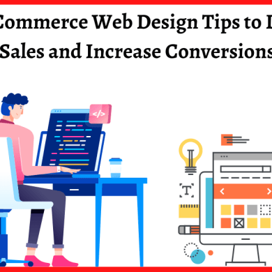 eCommerce web design experts