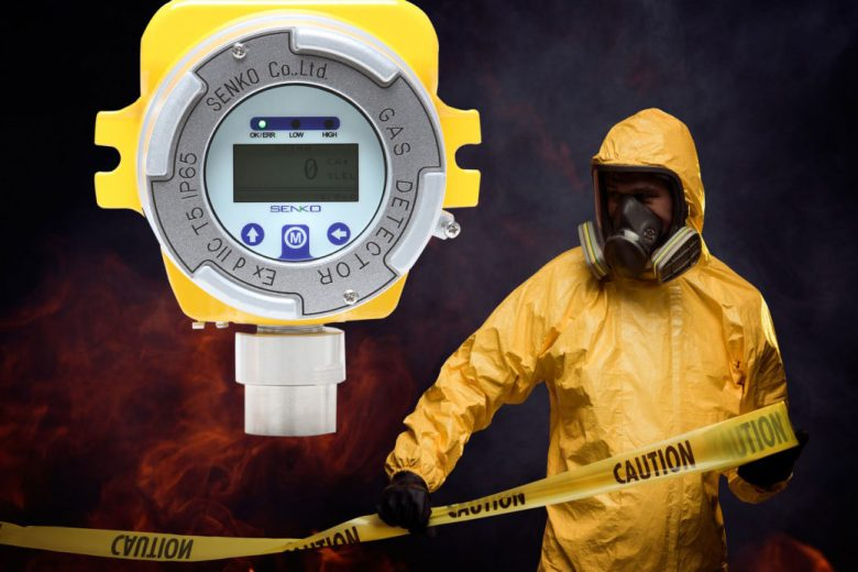 gas detector Dubai
