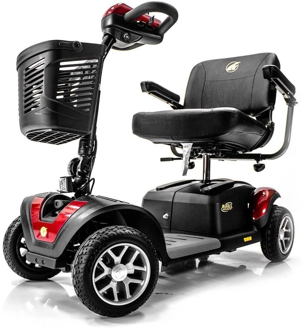 Features to Check Before Buying the Best Mobility Scooter for Off Road
