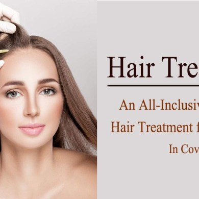 An All-Inclusive Guide to Hair Treatment for Hair Loss in Covid