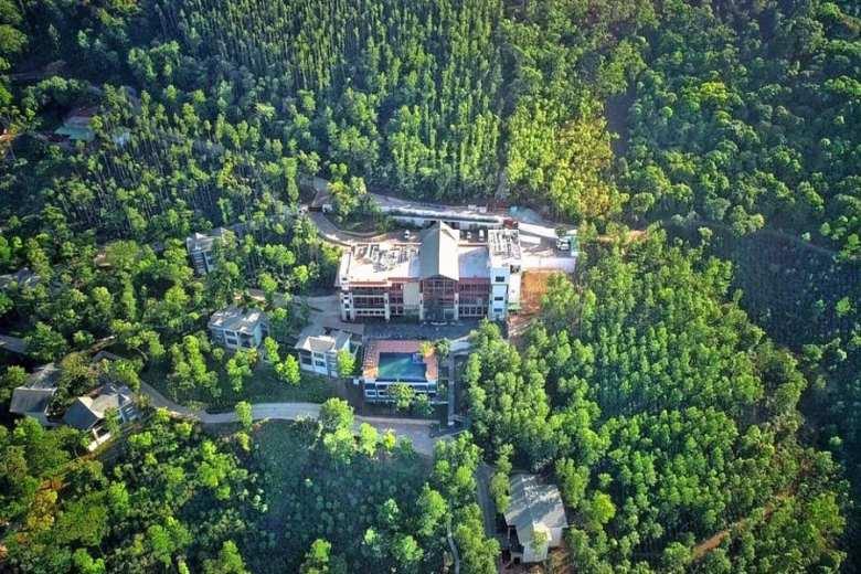 Trivik Resort