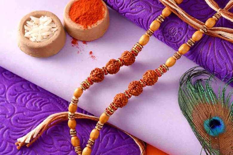 Traditional Rakhi Threads