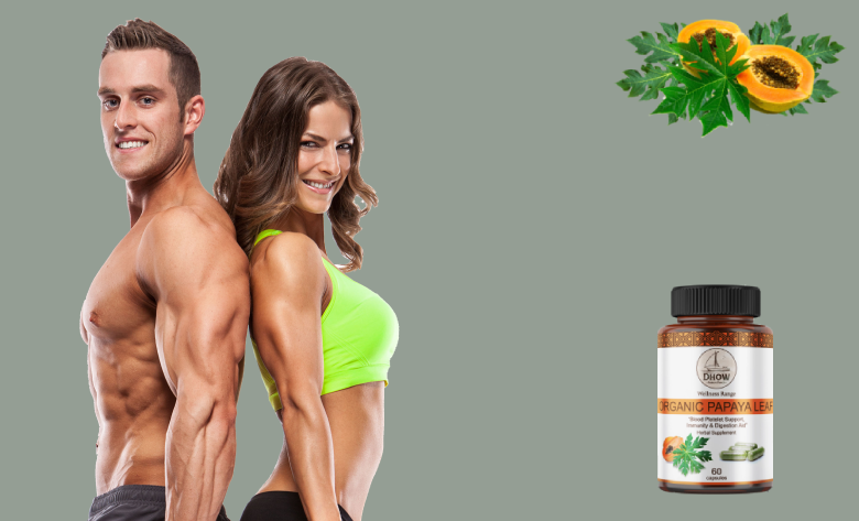 Staying Fit with Regular Use of Papaya Leaf Capsules