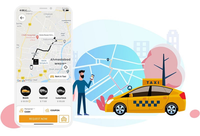 Building your own Taxi Booking App for your Transportation Business