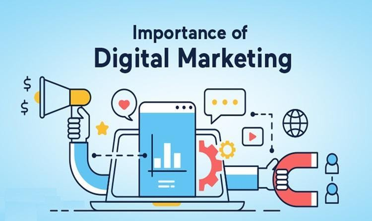 Why Digital Marketing Is Important In The Present Business World? Know 5 Reasons: