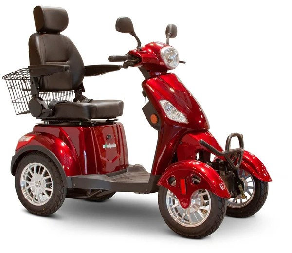 Challenger Mobility Scooter