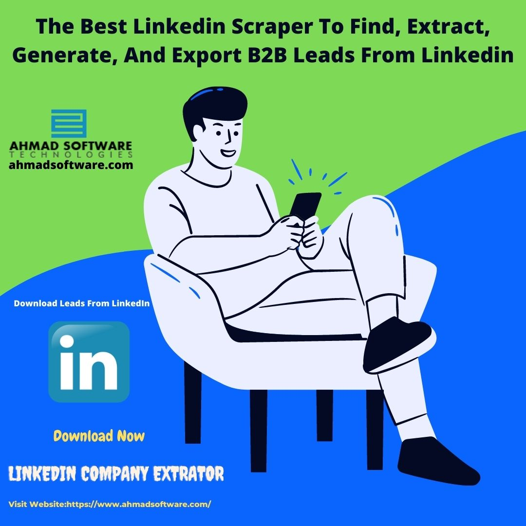 How Do I Scrape/Collect/Generate Leads From LinkedIn On Daily Basis?