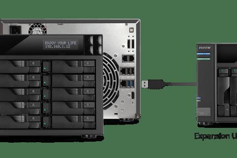 asustor storage device