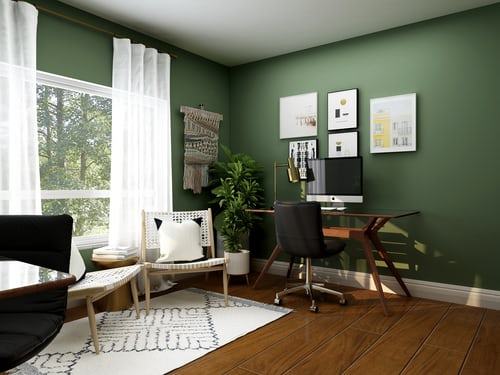Home Office Design Ideas For 2022