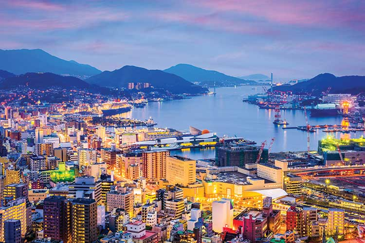 7 Most Visited Places in Nagasaki?