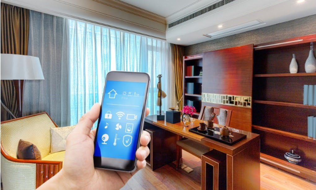 Secure and Smarter Home