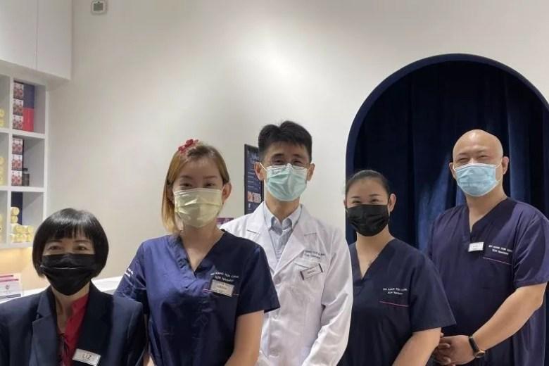 acupuncture slimming Singapore