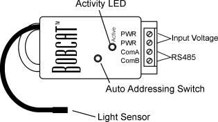 Light Sensor Bobcat
